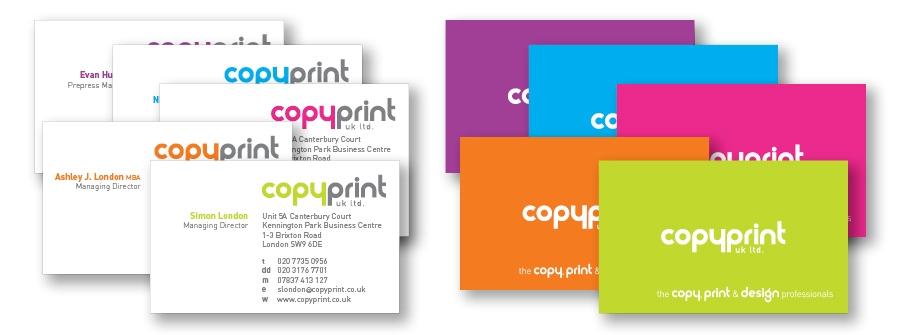 Business Cards Copyprint Uk Ltdprint