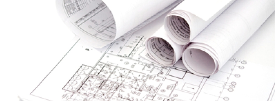 Architects plans drawings copyprint uk ltdposters for Printing architectural drawings